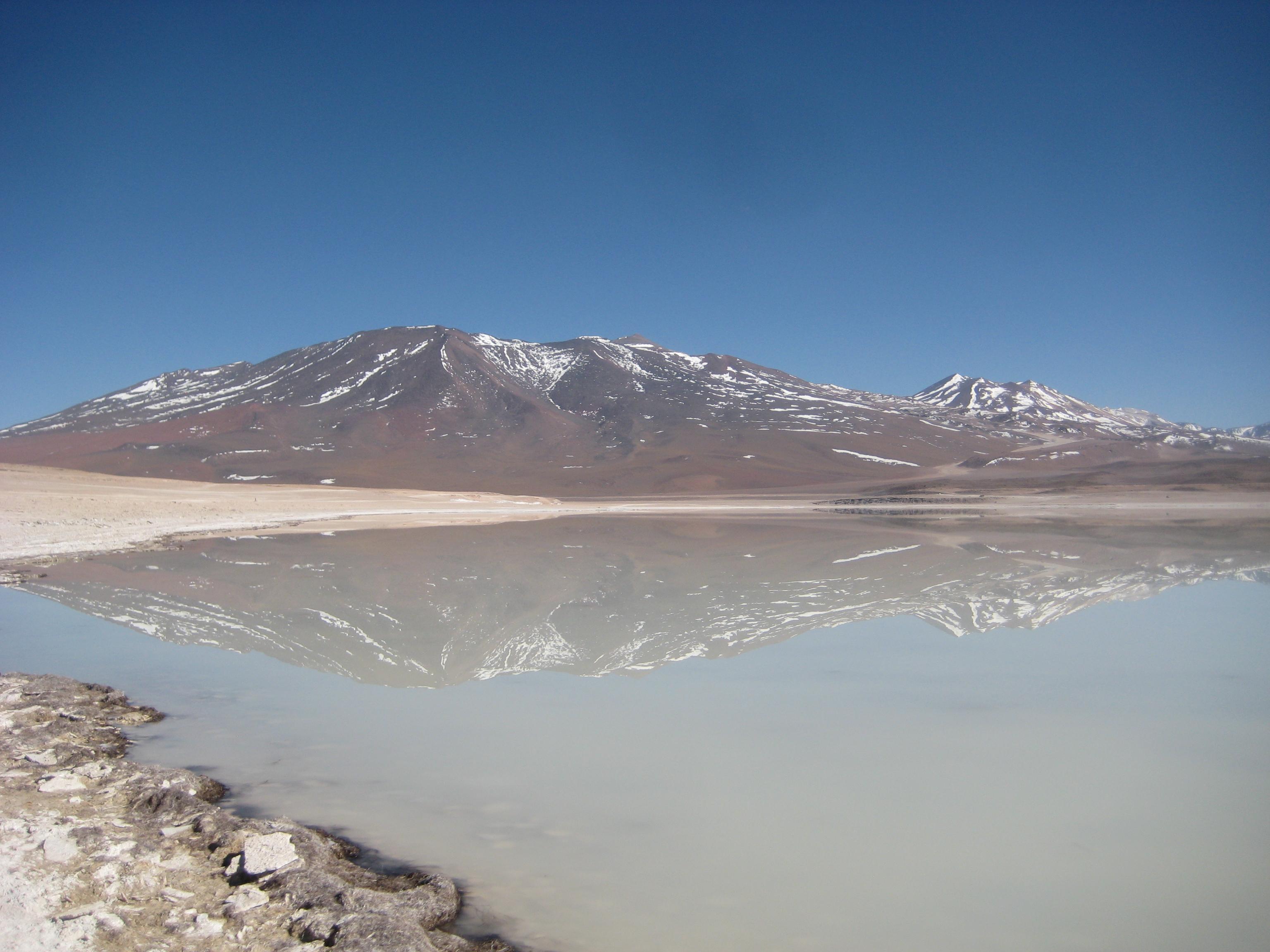 Laguna Blanca, Bolivia   Dave's Travel Tales  Laguna Blanca, ...